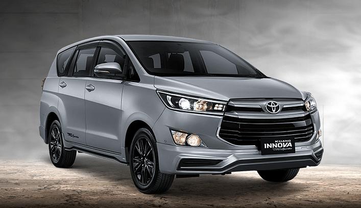 Toyota Innova TRD Sportivo Limited